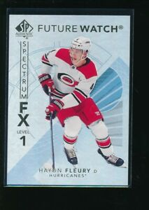 2017-18-SP-Authentic-Spectrum-FX-S53-Haydn-Fleury-FW
