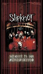 Slipknot-Welcome-to-the-Neighborhood-DVD-Zustand-gut