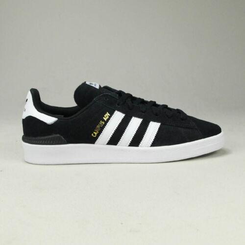 Shoes 10 Adv Black Size 9 Adidas 11 7 Uk 8 Trainers white 6 Skate Campus 3LRjSAqc54