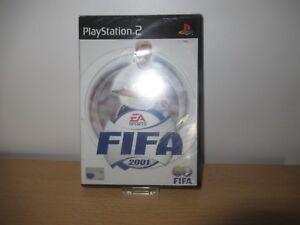 PS2-Fifa-2001-Pal-Reino-Unido-Nuevo-amp-Sony-Precinto-de-Fabrica