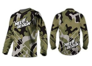 Maillot moto cross  meldesign TAILLE S mel6