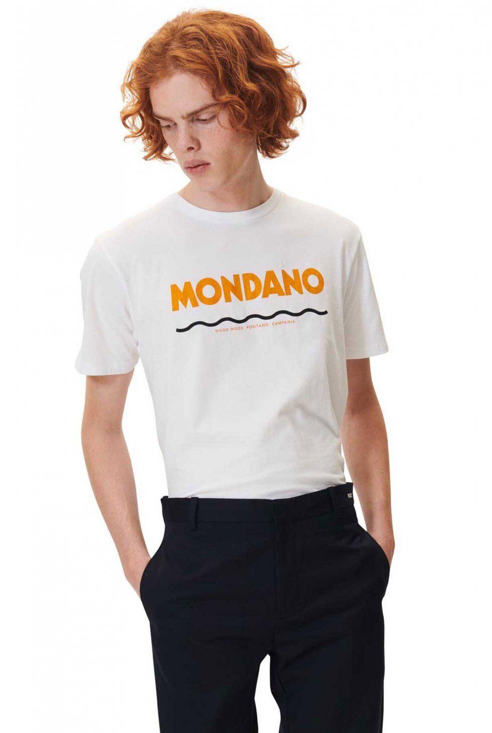 Wood Wood  Mondano T-shirt (BRIGHT blancoo)  en promociones de estadios