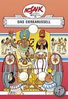 Mosaik von Hannes Hegen: Das Eierkarussell (2017, Gebundene Ausgabe)