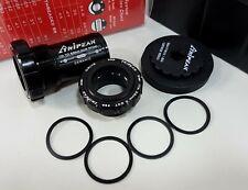 Tripeak Bottom Brackets ITA Ceramic Bearing For UBB30 Black 36x70mm