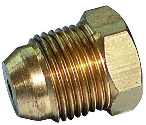 """Conector de reducción de latón cimfb 08//05 ITM Tubo O//D Macho Hembra 1//2/"""" Tubo O//D 5//16/"""""""