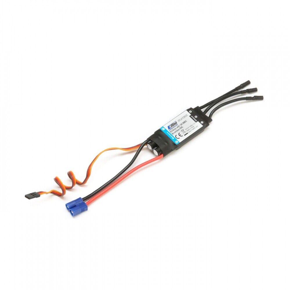 - flite 60 Amp E Brushless ESC EFLA 1060C