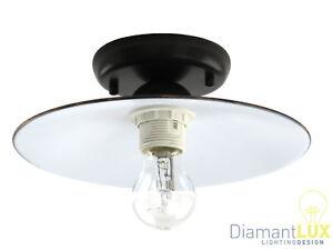 Plafoniere Soffitto Industriale : Lampadario plafoniera lampada da soffitto industriale rustico in