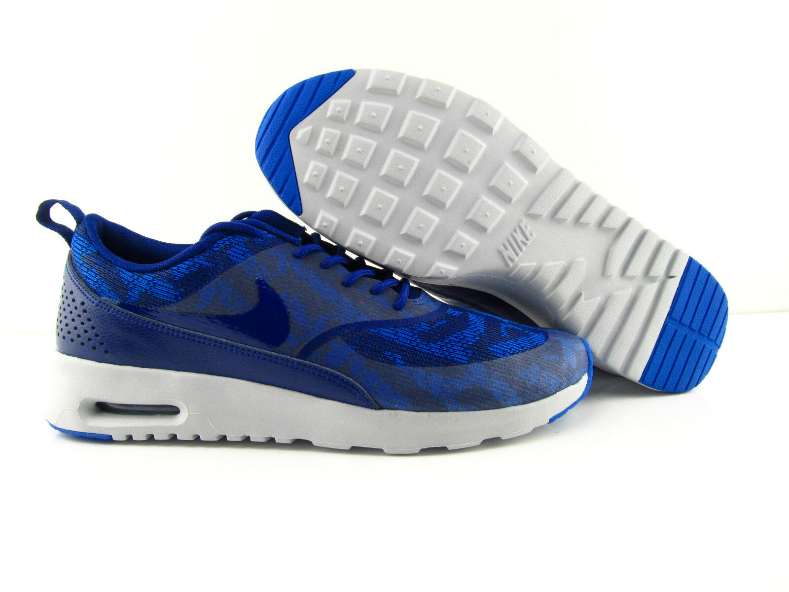 Nike Air Max Thea KJCRD Deep Royal Bleu Sneakers Eur 42