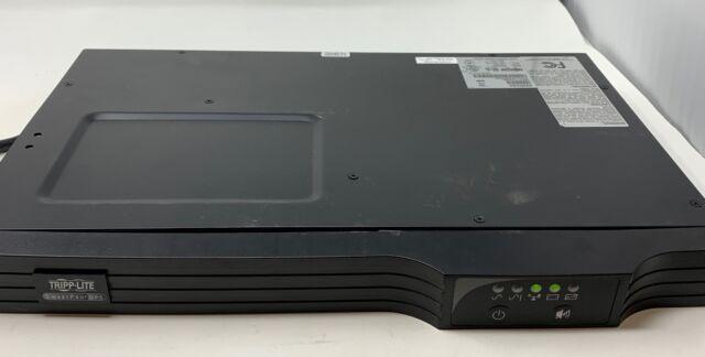TRIPP LITE SMART500RT1U SMART UPS 500VA 300W AVR 120V