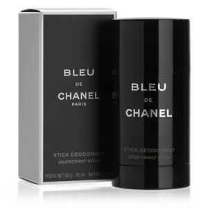 f0c4f172726 Chanel Bleu 2.oz   75 ml Pour Homme Deodorant Stick 3145891077100