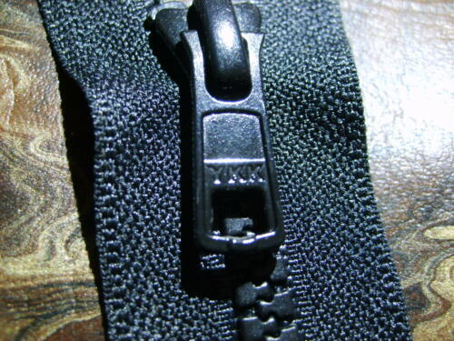 60 inch Open ended YKK #5 MARINE ZIPPERS.BLACK or WHITE BOAT