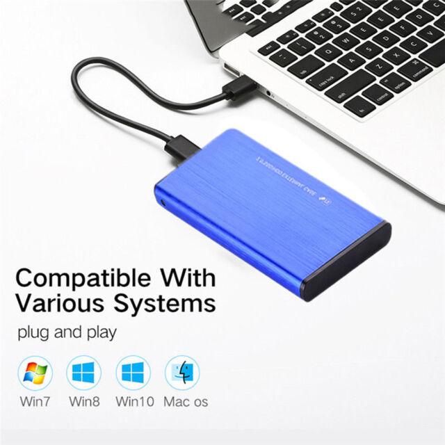 "USB 3.0 SATA 2.5"" Inch Hard Drive External Enclosure HDD HD Disk Case Box Easy"