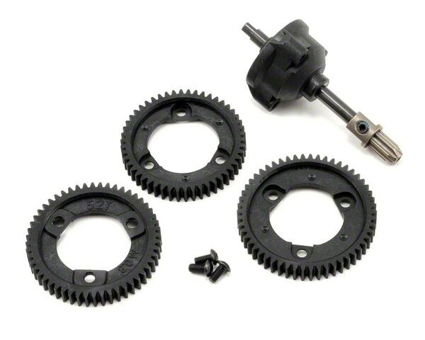NEW TRAXXAS SLASH ULTIMATE 4X4 ASSEMBLED CENTER DIFFERENTIAL TRA6814 STAMPEDE