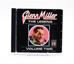 GLENN-MILLER-THE-LEGEND-VOLUME-TWO-Rare-CD-Album-Complete-VG-Condition