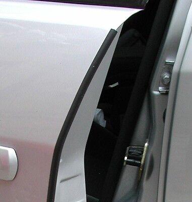 CITROEN Türschutz Kanten Schwarz Türkantenschutz Schutz mit 3M Kleber 2 x 61 Cm