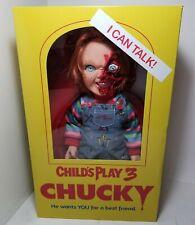 Mezco Child/'s Play 3 Talking Mega Scale /'Pizza Face/' Chucky FREE SHIPPING