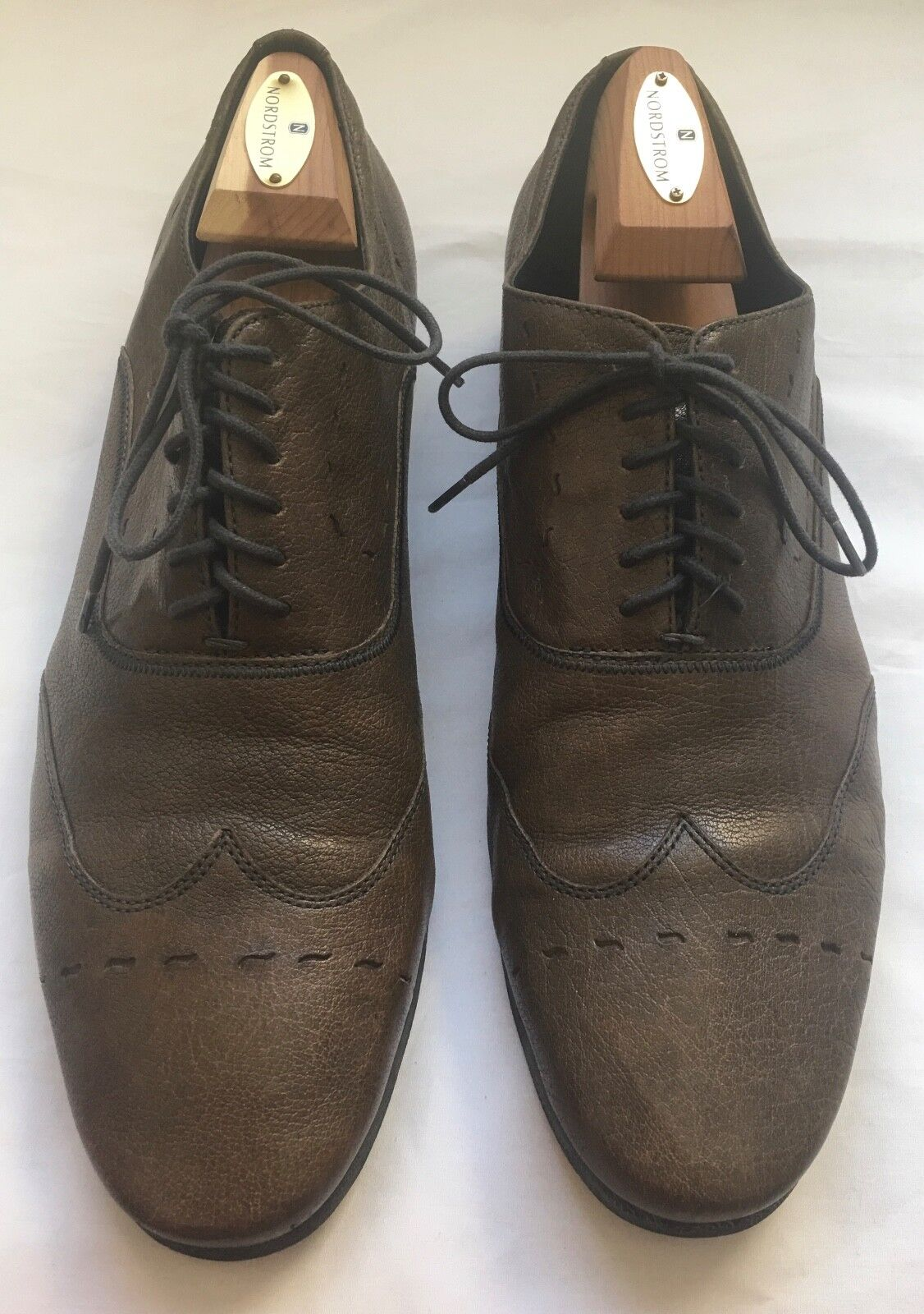 Geox Mens shoes 43US Respira Leather Oxfords