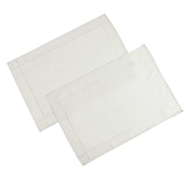 LINEN LOOK WHITE TABLE CLOTHS NATURAL PLAIN BIRTHDAY PARTY CHRISTMAS OCCASIONS