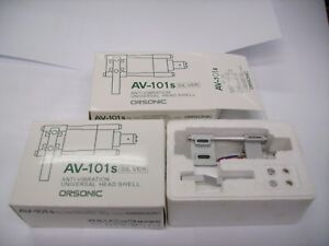 Orsonic-AV-101S-Anti-Vibration-Universal-Headshell-Japan