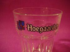 BEER Pint Glass ~**~ HOEGAARDEN Brewery ~ Belgium's Original White Bier, Blanche