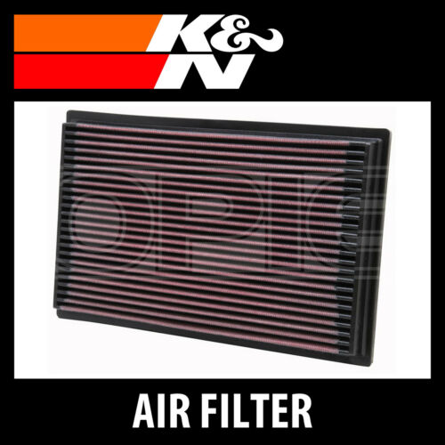 K/&N High Flow Replacement Air Filter 33-2080 K and N Original Performance Part