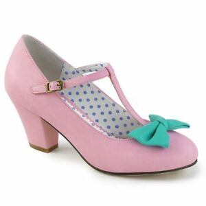 Pumps Rosa 50 Wiggle Pin Up Couture 4wvqzz6