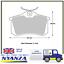 GENUINE-UNIPART-REAR-Brake-Pad-Set-GBP1797AF-Audi-Citroen-Ford-OPEL thumbnail 1