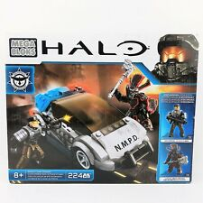 Mega Bloks HALO Police Cruiser Standoff #97452 *Vehicle Only*