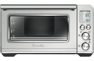 Breville Bov860bss The Smart Oven Air Fryer 10 Cooking