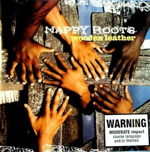 Nappy Roots - Wooden Leather  - CD, VG