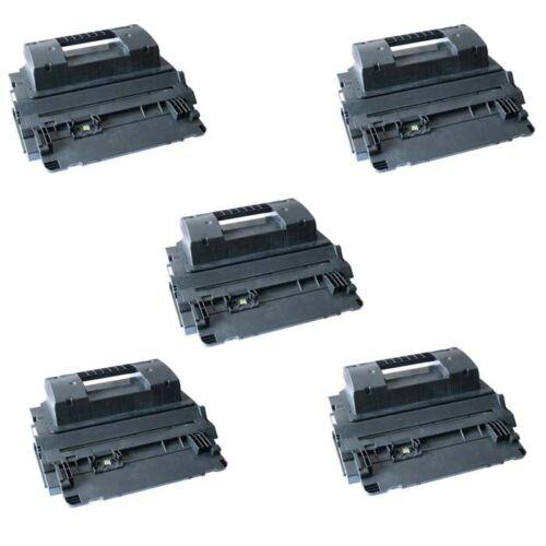 ?+++ ^?? 5 packs of CC364A 64A toner cartridge for HP LaserJet P4015tn P4515n ??