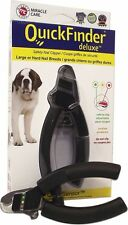 Miracle Care QuickFinder Deluxe Safety Nail Clipper 3489