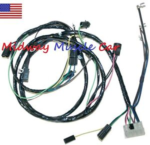 image is loading engine-wiring-harness-62-63-64-chevy-chevrolet-