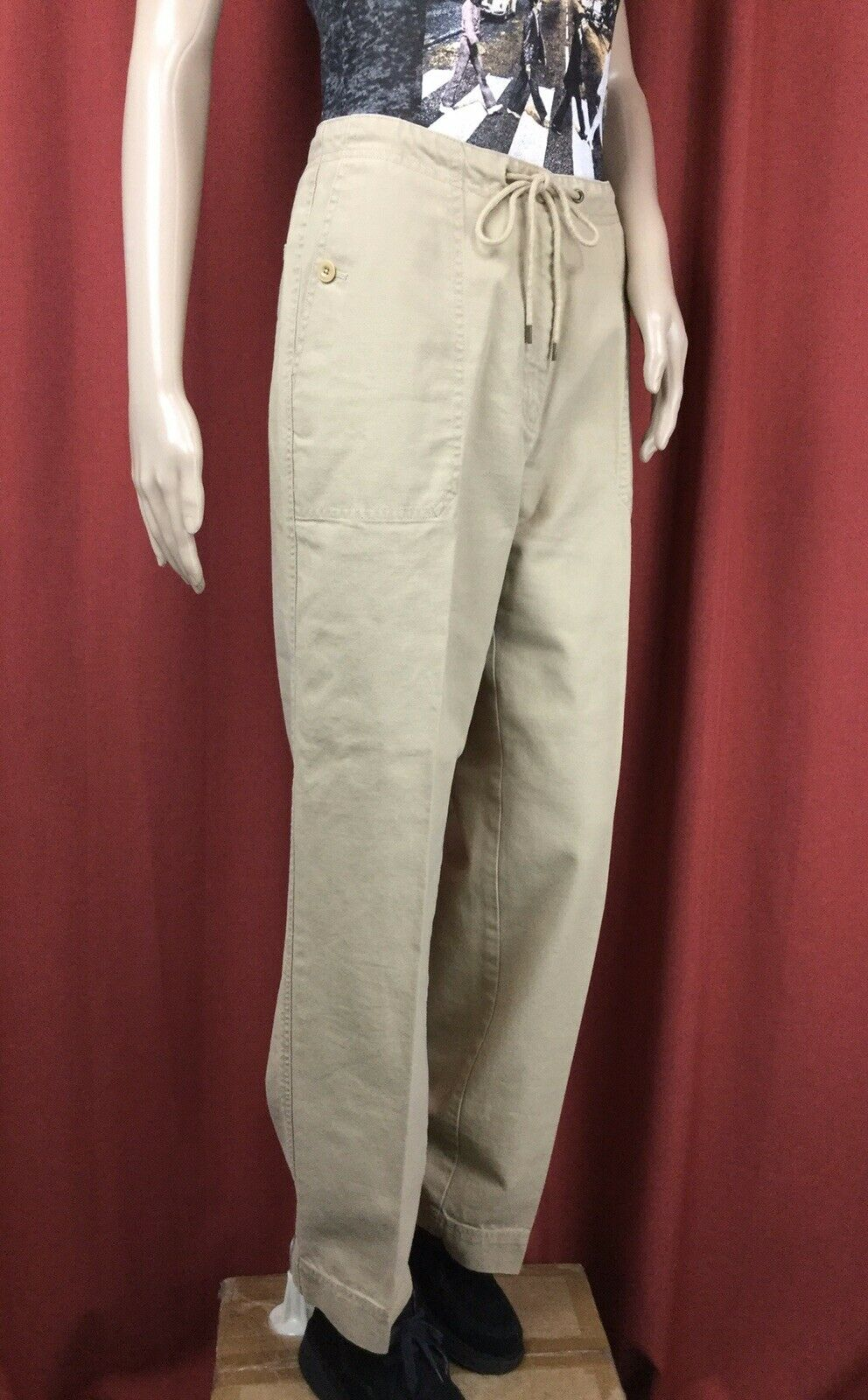vintage 80's Ralph Lauren RL LAKE POWELL High Wai… - image 10