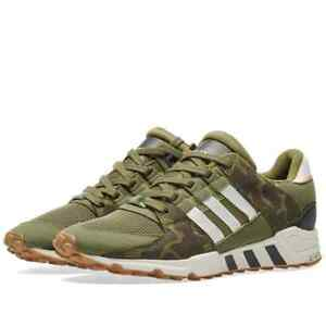 new product 7cda7 3178a Image is loading ADIDAS-EQT-SUPPORT-RF-BB1323-OLIVE-CARGO-OFF-