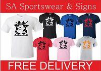 Adults Ska Destination Madness Specials Mods Dance T-shirt S-xxl