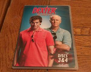 Dexter Cuarta Temporada Discos 3 y 4 sólo John Lithgow asesino en ...