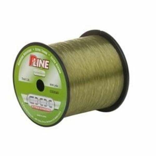 P-Line CXX-XTRA Moss Green 1//4lb 8lb