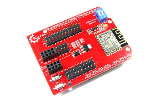 Keyes ESP8266 serveur web shield MD-332 ESP13 wifi 802 Arduino UNO flux Workshop