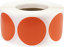 Circle-Dot-Stickers-1-Inch-Round-500-Labels-on-a-Roll-55-Color-Choices miniature 76