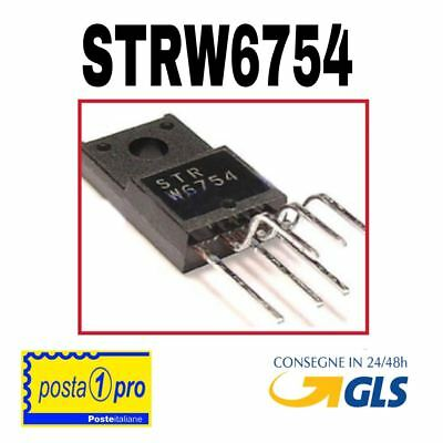STRW6754 CIRCUITO INTEGRATO C.I STRW6754 STR-W6754 TO220F