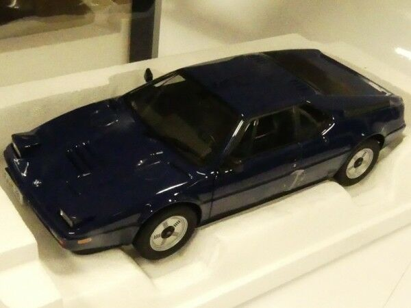 1 18 norev bmw m1 1980 Bleu 183224