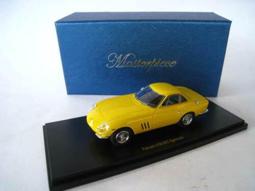 Ferrari 410 GTC Speciale  Masterpiece Autocult  Limitiert 333 St 1:43  OVP  NEU