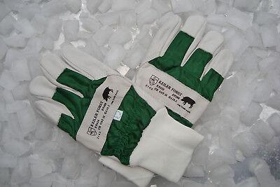 Unisex Clothing, Shoes & Accs 2 Paar Keiler Handschuhe Gr.8,0 Arbeitshandschuhe Wald
