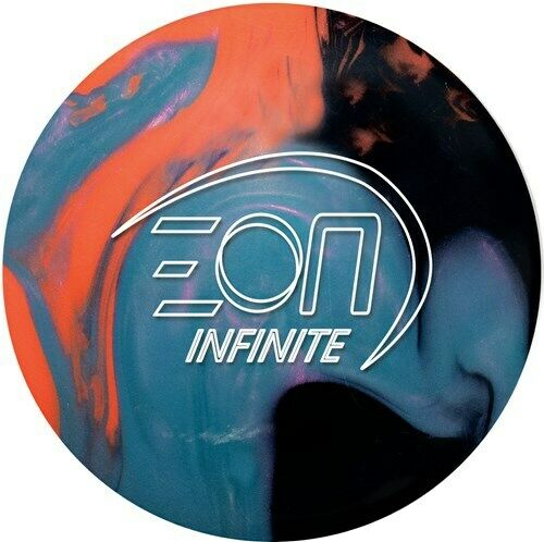 NEW 900 Global Eon Infinite Hyrbid Reactive Bowling Ball Org//Blk//Amethyst,12/&14