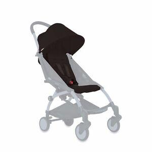 Babyzen Yoyo 6+ Stroller Black Color Pack Seat Canopy ...