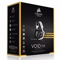 Corsair VOID Wireless White Headband Headsets