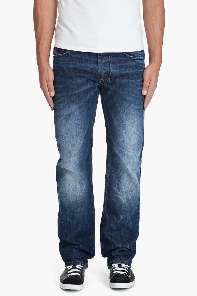 Authentic   New With Tag   Diesel Men's Larkee 8M2 Jeans