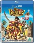 The Pirates in an Adventure With Scientists Blu-ray 3d