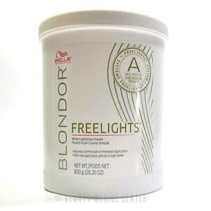 Wella Professionals Blondor Freelights White Lightening Powder 282